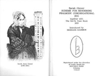 Sarah Ann Glover (Title Page)
