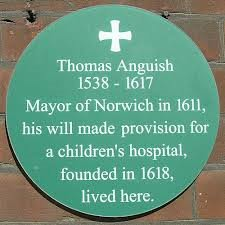 Norwich Plaque (Green)1