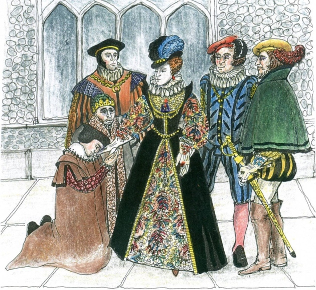 Elizabethan 'Strangers' ofNorwich