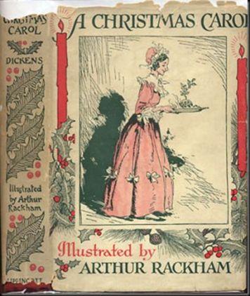 Christmas Carol (A.Rackham)