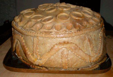 Tudor Christmas Pie 1