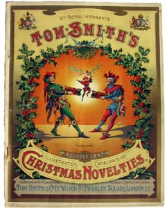 Victorian Christmas (Tom-Smith-Crackers)