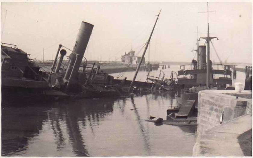 Brancaster (WW2 Block Ship)1