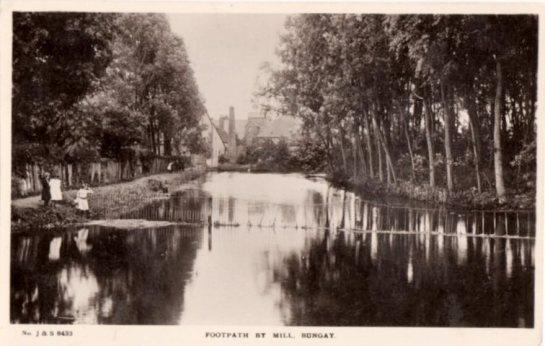 Bungay Mill (1913)