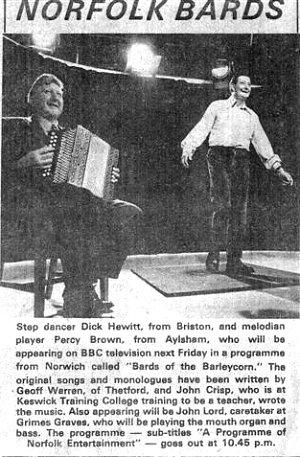 Cromer (Percy Brown & Dick Hewitt)