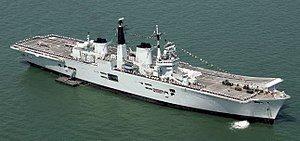 Invincible (HMS Invincible 2005)