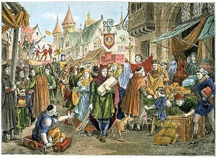 Dangers of the MedievalPeriod