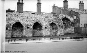 Norwich (chapelfield wall)