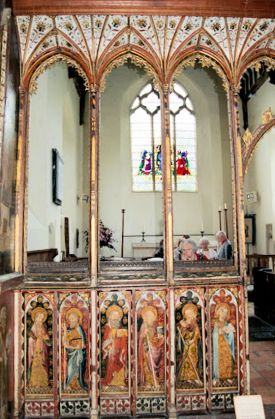 Ranworth (Rood Screen)