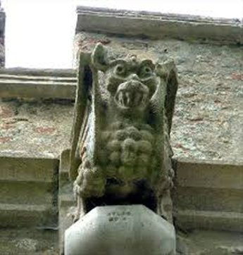 St Clements (Carved Demon)2