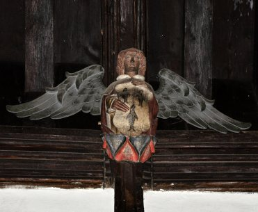 St Clements (Roof Angel)