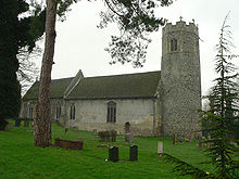 Taverham (St Edmunds Church)