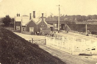 TRD (Reedham Station)
