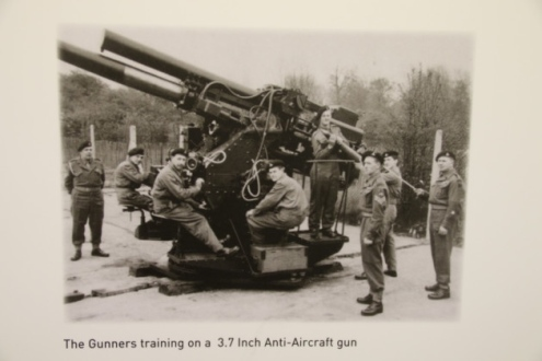 Weybourne (Gun Training)