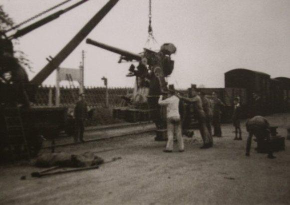 Weybourne (Station,Gun 1937)