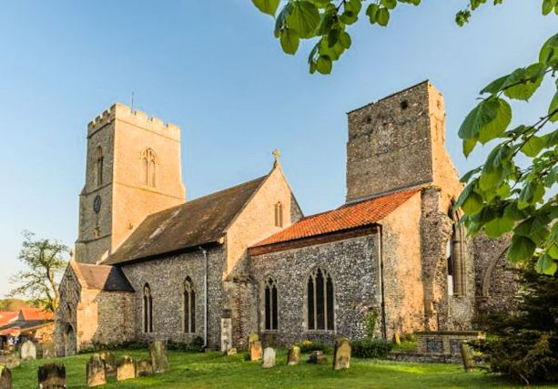 Haunted Churches (All Saints Church Weybourne)