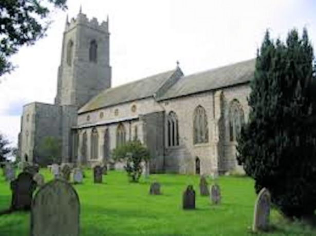 Haunted Churches (Holy Trinity Ingham)