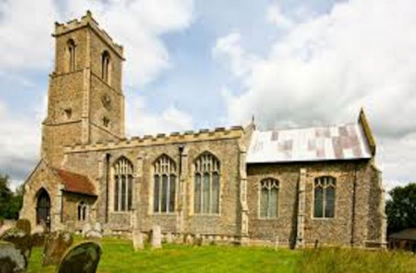 Haunted Churches (St Helen Ranwoth)