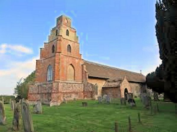 Haunted Churches (St Marys Burgh St Peter)