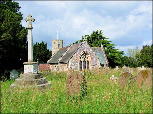 Haunted Churches (St Michael, Geldeston)