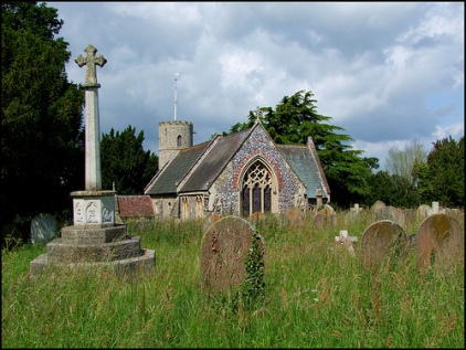 Haunted Churches (St Michael, Geldeston)