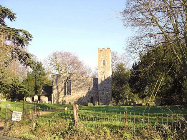 Haunted Churches (St Peter Spixsworth)