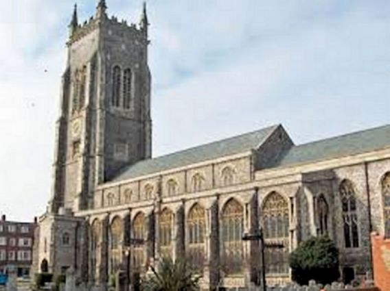 Haunted Churches (St Peter & St Paul Cromer)