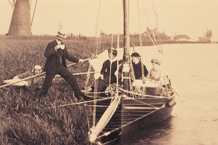 Victorian Cruising on the Norfolk Broads