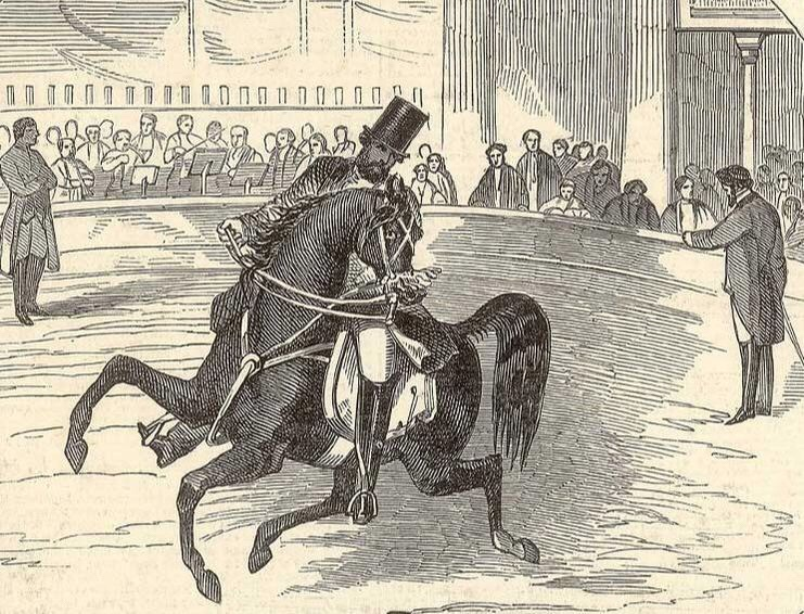 A Victorian Circus Star fromNorwich!
