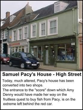 Lowestoft (Pacey's House)