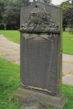Pablo Fanque (Grave)1