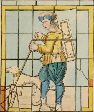 Pedlar of Swaffham (Chapman & Dog)