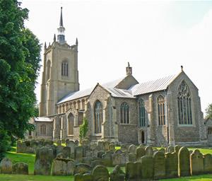 Pedlar of Swaffham (Church)
