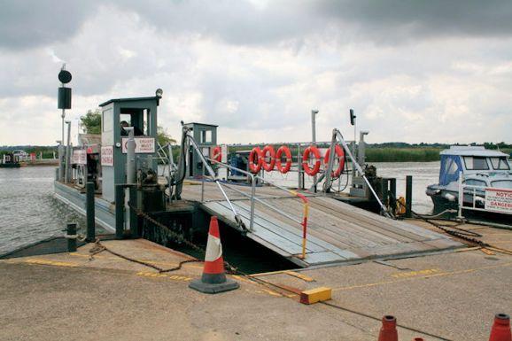 Reedham Ferry 1