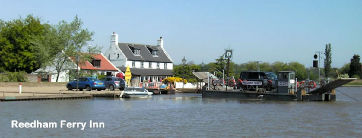 Reedham Ferry and Inn