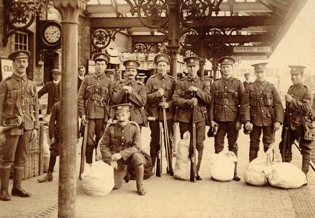 5th Battalion Norfolk Regiment – The TrueStory