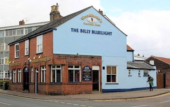Billy Bluelight (Pub)