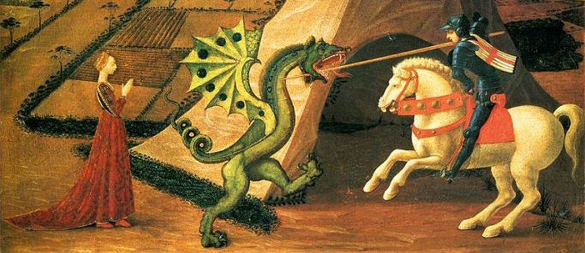 British Folklore: Ten Dragons