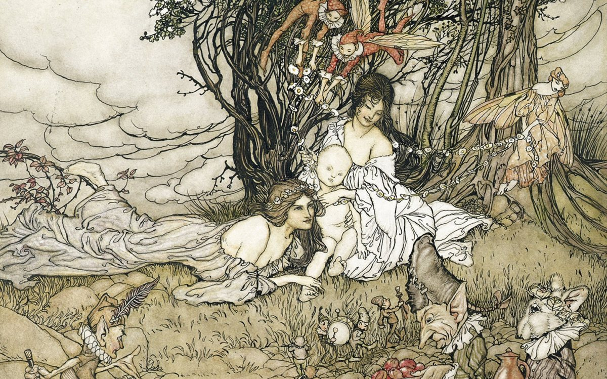 British Folklore: Benefiting from Modern Culture