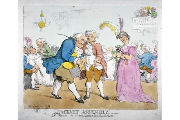 Georgian Beauty (Hackney Assembly)