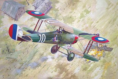 Norfolk's WWI FighterAce