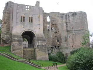 King John (Newark Castle) 1