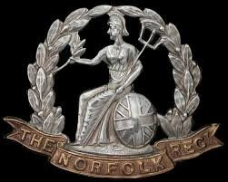 RNR (Cap Badge)