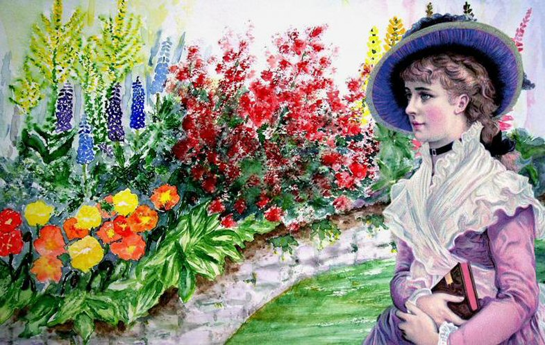 May Day and Victorian Spring Traditions