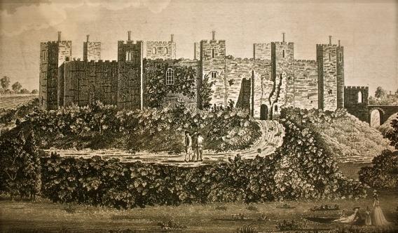 Witchcraft (Framlingham Castle)
