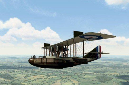 Yarmouth (Felixstowe F2 seaplane)