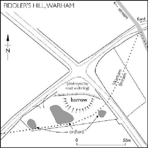 Binham (fiddlers hill plan)