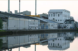 Cantley Sugar Factory
