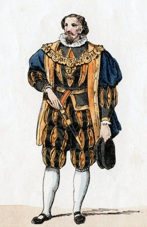 Fixer (Shakespeare Costume)