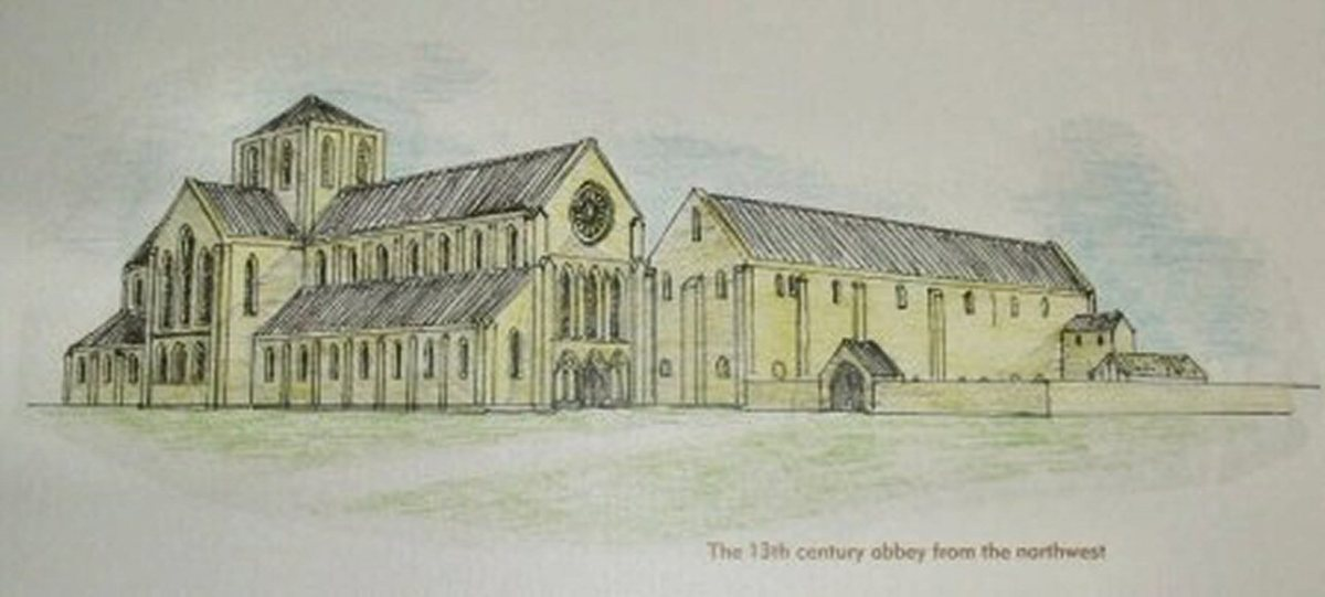 Norfolk's Most Disorderly Abbey!